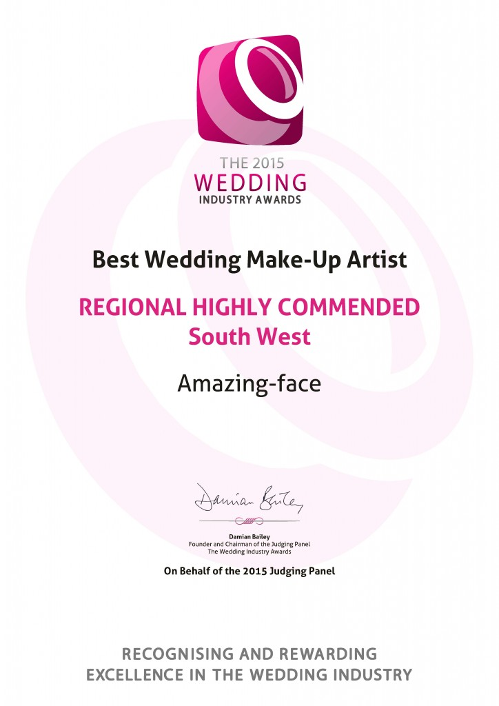 Amazing Face-Best Wedding Make-Up Artist-Awards