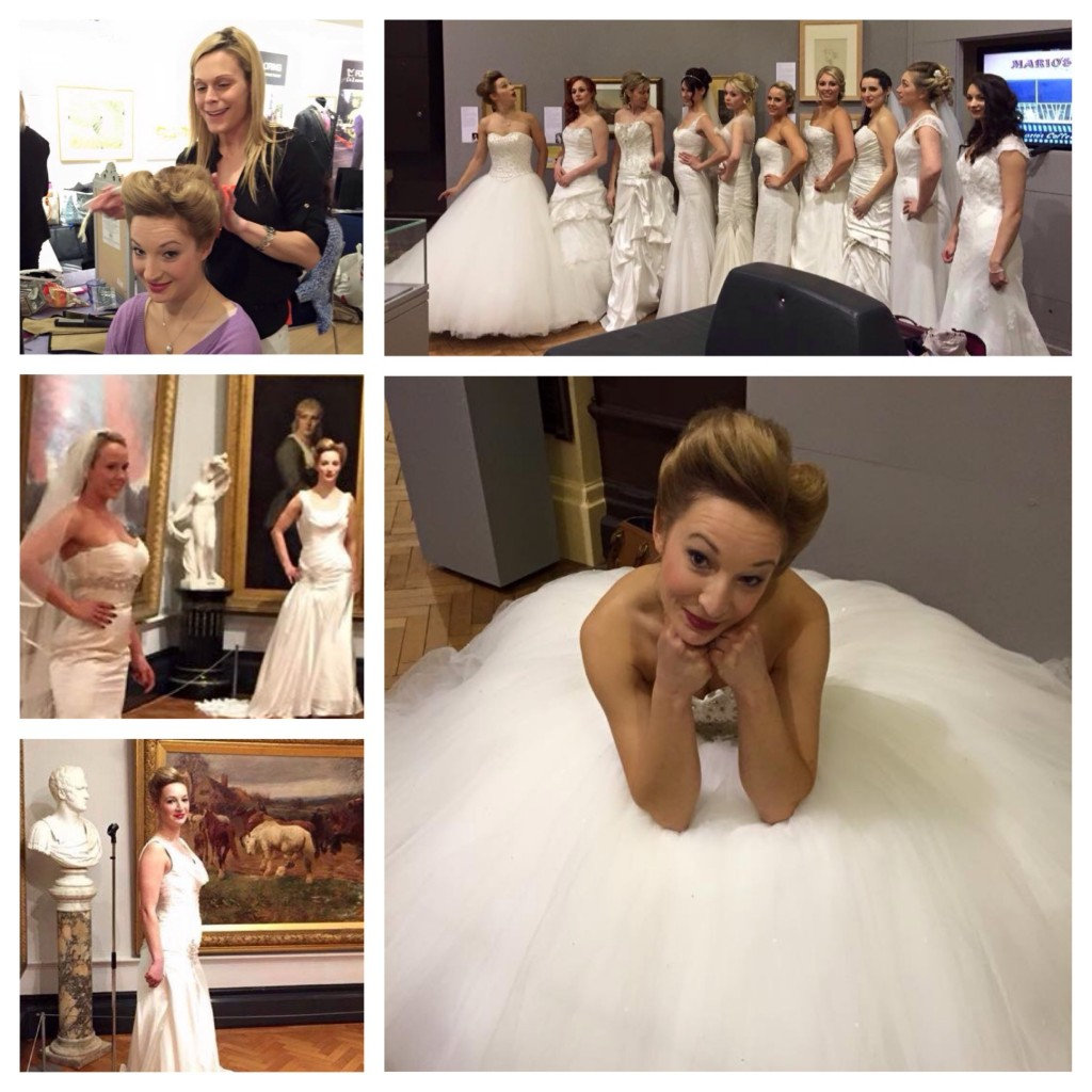 The Russell Cotes Museum Bridal Show with Amazing Face Bridal Makeup and Hair