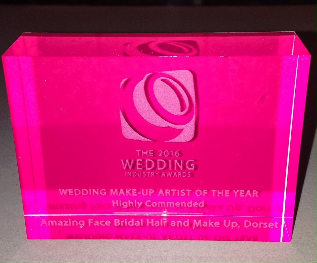 Wedding Make up Artist of the Year - Highly Commended