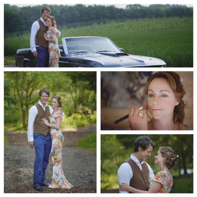 Davina and Franks humanist wedding