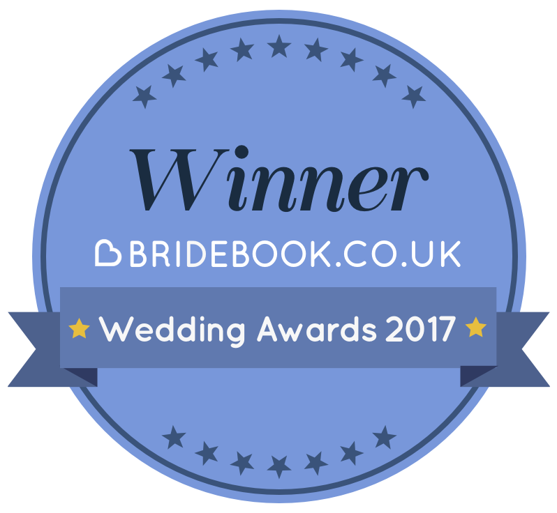 UK Wedding Beauty Supplier of the year 2017