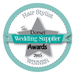 Wedding Supplier Award - Hair Stylist- Winner-2015