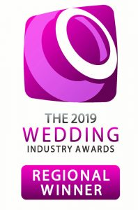 The 2019 WEDDING Industry Awards Regional Winner