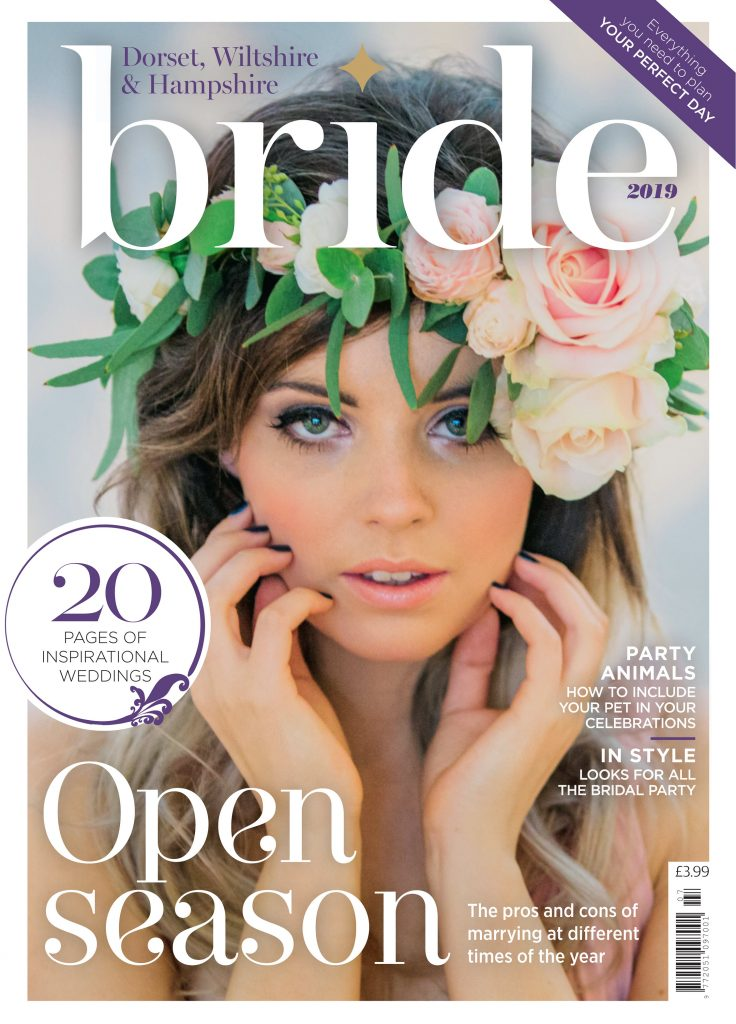 Bride 2019 front cover