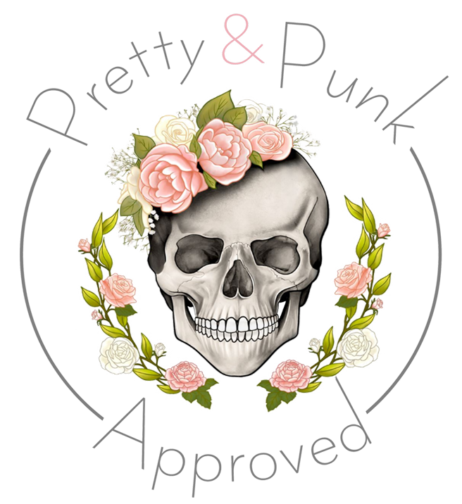 Pretty and Punk Company Logo